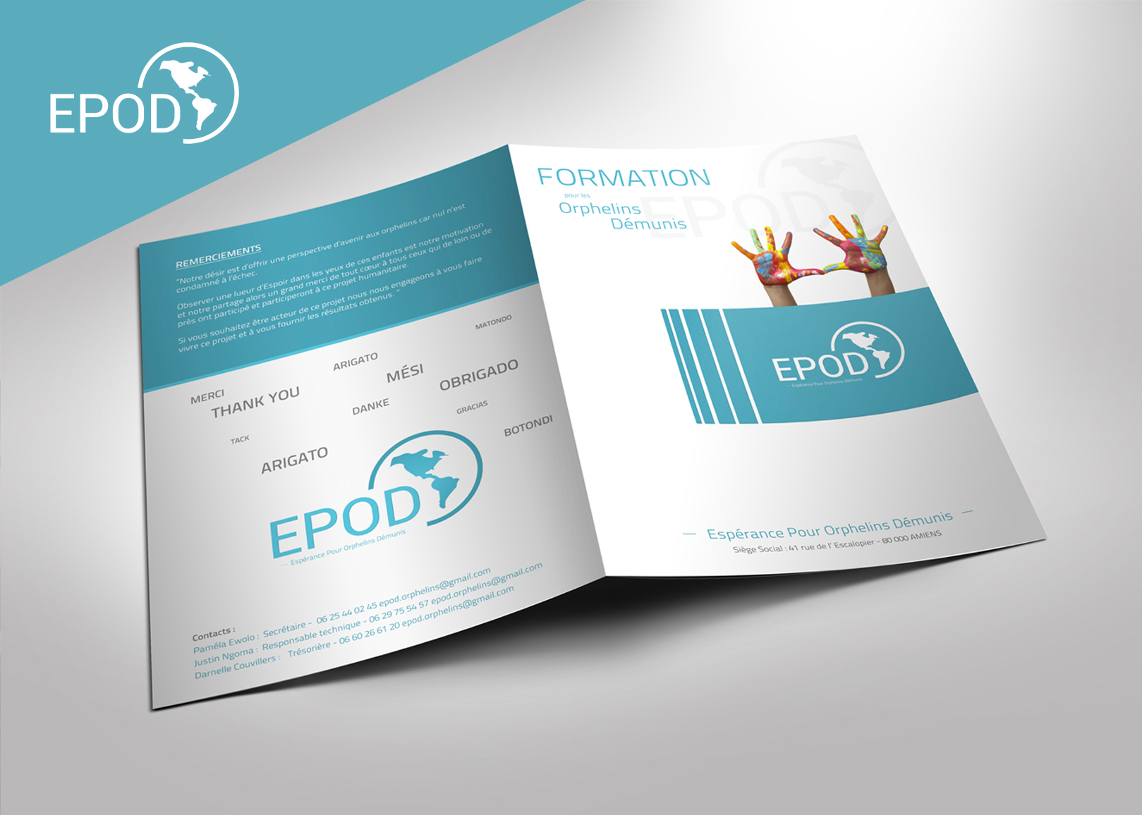 Brochure Association EPOD