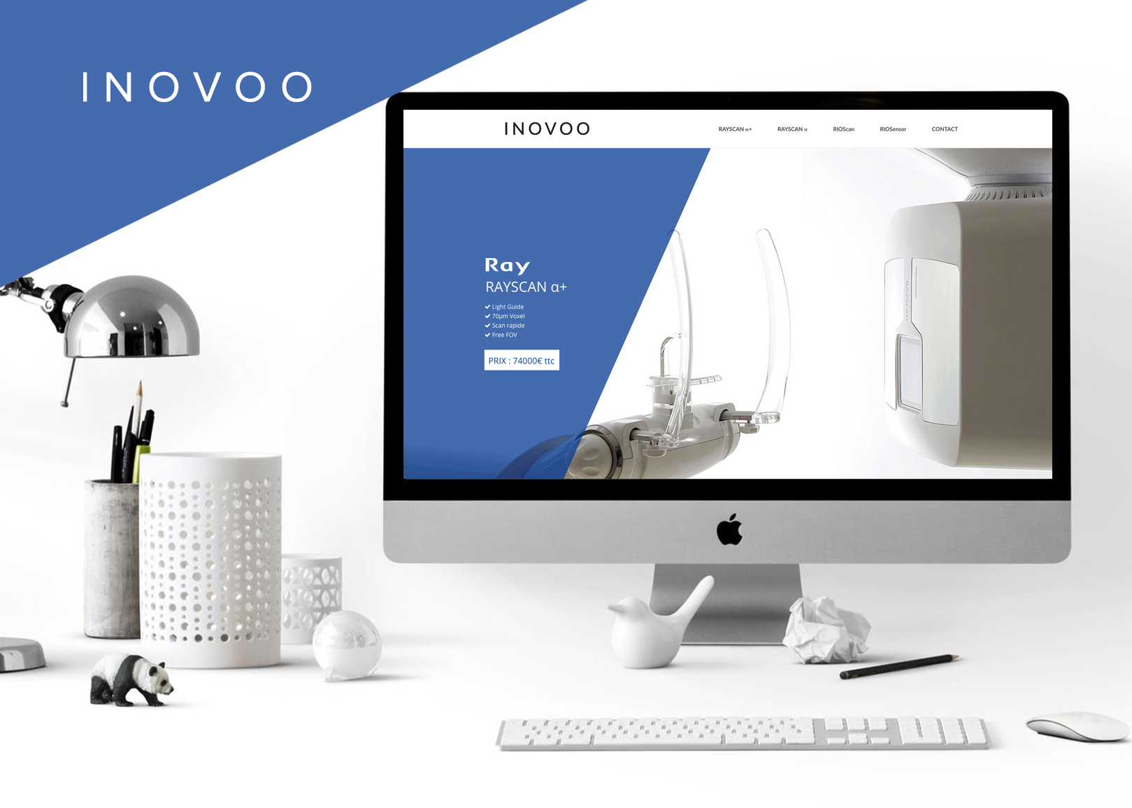 Site web INOVOO